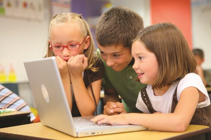 Children during Online Classes